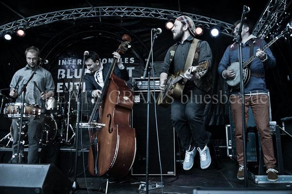 Kraków Street Band - BluesBalticaEutin, 05.2015