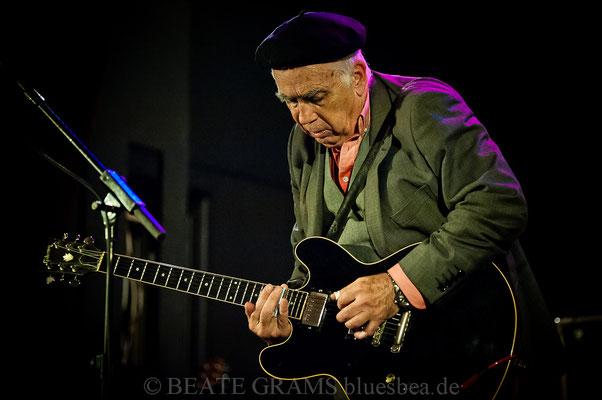 Pete Gavin & Shanghai Blues Gang - 02.10.2018 - Kulturwerkstatt Aukrug