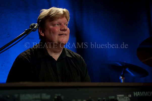 Wentus Blues Band, 18. Kieler Blues Festival, 19.02.2016, Räucherei Kiel