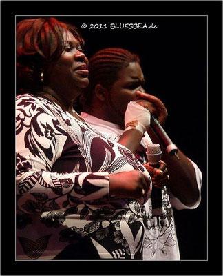 Greenleaf, Diunna & Knox, Marquise - BluesBaltica 2010