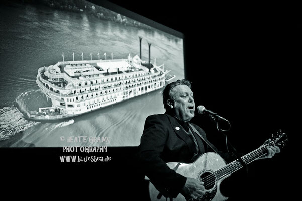 Richie Arndt - Mississippi - 11. Februar 2017 - Savoy Bordesholm