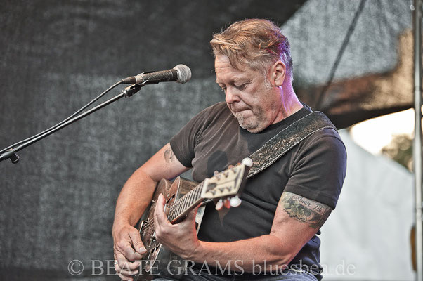 Richie Arndt Band - German Blues Challenge - 30.06.2018 Eutin