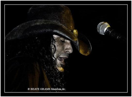 ERIC SARDINAS & BIG MOTOR - 28. Oktober 2011 – Downtown Bluesclub Hamburg