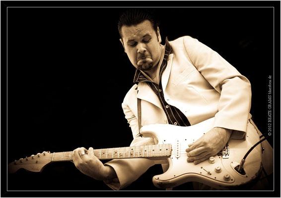 Igor Prado Band - 23. Bluesfestival Eutin 2012