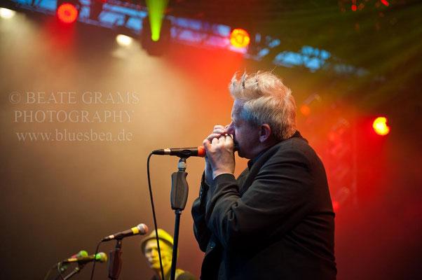 5. Kieler Woche Blues Nacht, Rathausbühne Kiel, 20.06.2016