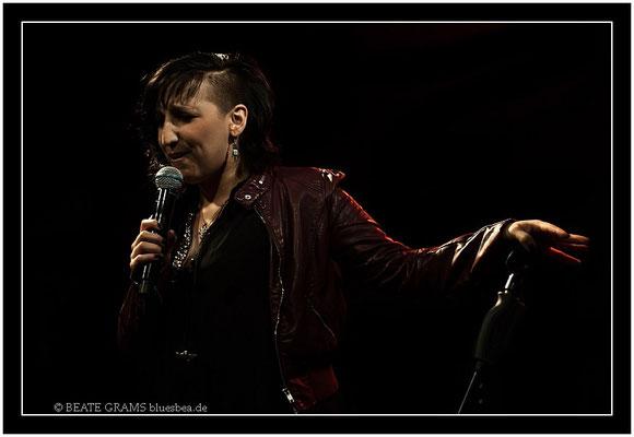 Jessy Martens Band - 21. März, Kiel - Räucherei