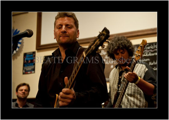 Jimmy Reiter Band, German Blues Challenge/German Blues Awards