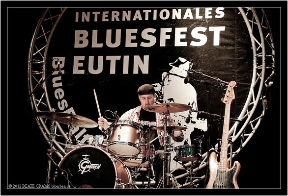 German Blues Projekt - 23. Bluesfestival Eutin 2012
