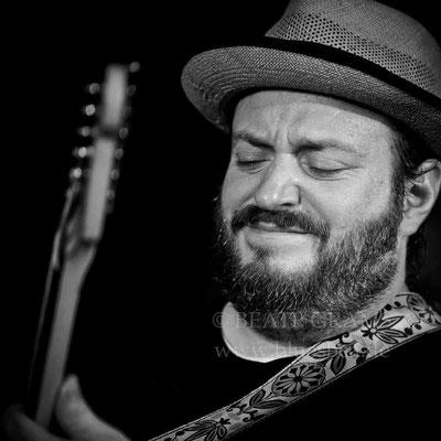 Kilborn Alley Blues Band sp. guest Mike Ledbetter - 28. Oktober 2017, Sasel-Haus Hamburg