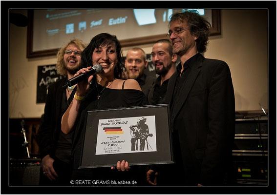 2 Preisträger Band - Jessy Martens & Band