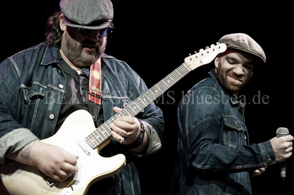 Nick Moss Band - BluesBalticaEutin, 05/2015