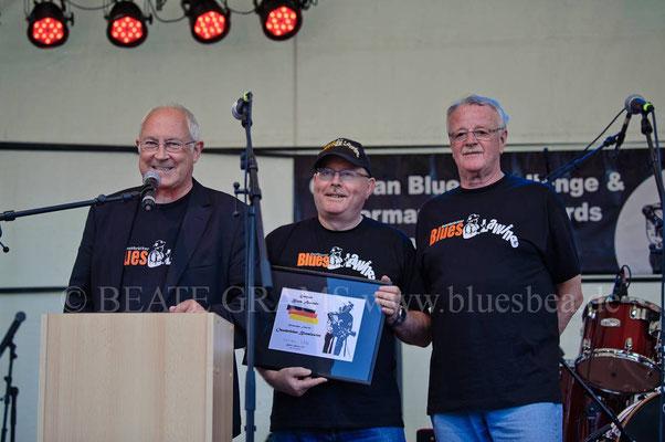 Festival: Osnabruecker Blueslawine