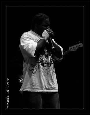 Marquise Knox - 21. Bluesfestival Eutin