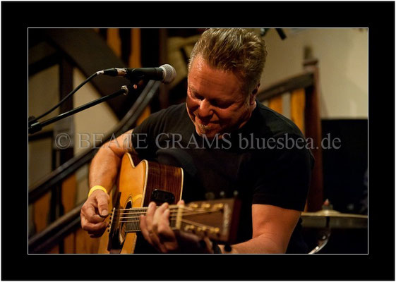 Richie Arndt & RAWcoustic, German Blues Challenge/German Blues Awards