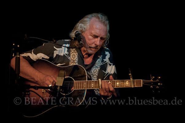 "Terry Evans & Hans Theessink - ""TRUE & BLUE EUROPA - TOUR 2017"" - 29. August 2017, Alte Meierei am See, Postfeld"
