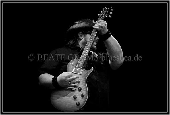 Lance Lopez & Band - BluesBalticaEutin 05.2013