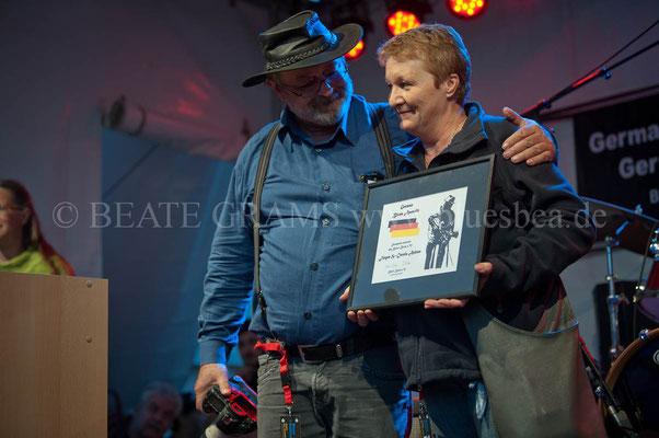 Ehrenpreis national-Jürgen & Karo Achten
