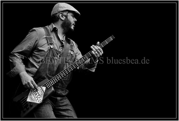 From Piedmont style to Delta Blues - 24. BluesBaltica/Bluesfestival Eutin 2013