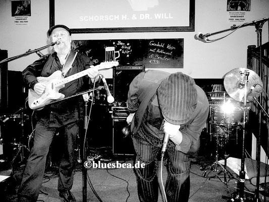 Schorsch H. & Dr. Will - GBC, 29. Oktober 2011 Eutin