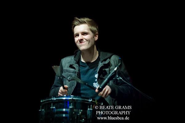 Krissy Matthews (UK) & Max Maxwell (UK) - Guitar Heroes Festival Joldelund – 30.04.17 Gerd's Juke Joint