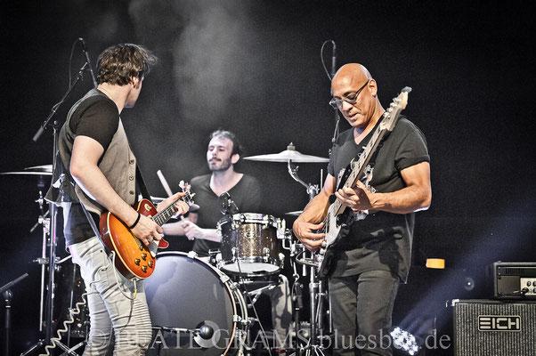 Ryan McGarvey Band - Albatros Bordesholm - 25.05.2018