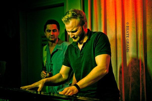 B.B. & The Blues Shacks - Bischofsmühle Hildesheim, 24.12.2015
