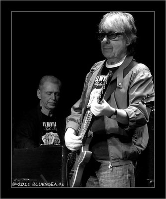 Bill Wyman & The Rhythm Kings - 21.01.2011 Fabrik Hamburg