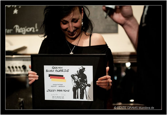8 Preisträger Gesang weiblich - Jessy Martens