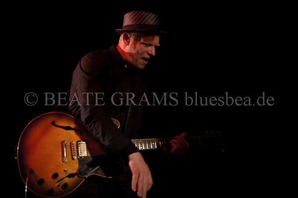 Michael van Merwyk & Bluesoul - Januar 2014, Savoy Bordesholm