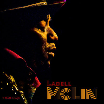 The Ladell McLin Supertrio (USA) - 21. INTERNATIONALES KIELER BLUES FESTIVAL - 22.02.2019 Kiel Räucherei