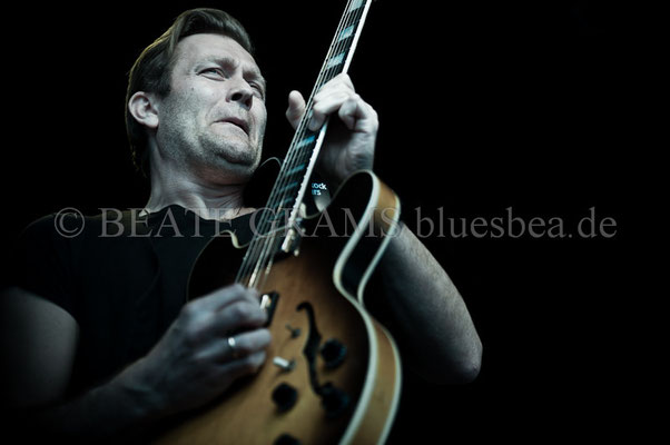 Mike Andersen Duo - BluesBalticaEutin, 05.2014