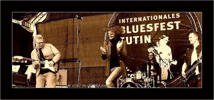 The Sharpnotes - 21. Bluesfestival Eutin