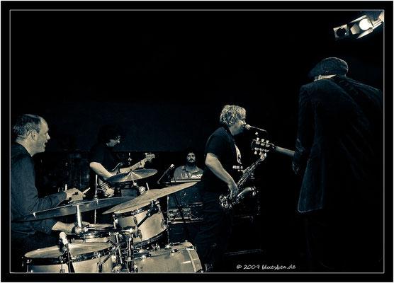 Henrik Freischladder - Five Live - Räucherei Kiel, 17.10.2009