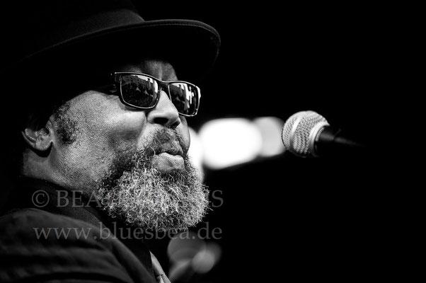 Big Daddy Wilson & Greg Copeland - Ducksteinfestival Kiel / Bootshafen, 03. September 2017