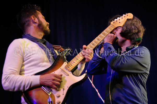 Cologne Blues Club feat. Timo Gross - Savoy Bordesholm, 08.04.2015