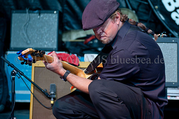 JP Soars & The Red Hots - BluesBalticaEutin, 05.2014