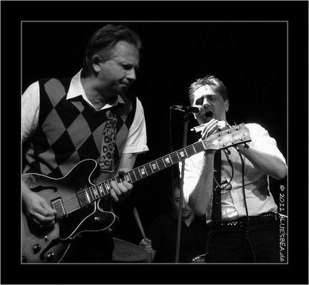 B.B. & The Blues Shacks - 05.11.2010 Räucherei Kiel