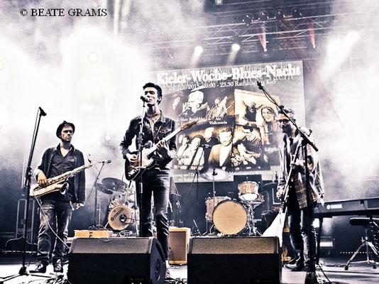 Kieler-Woche-Blues-Nacht - Rathausbühne Kiel, 24.06.2015