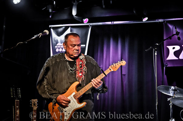 Blues Package - Downtown Blues Club Hamburg - 11.08.2018