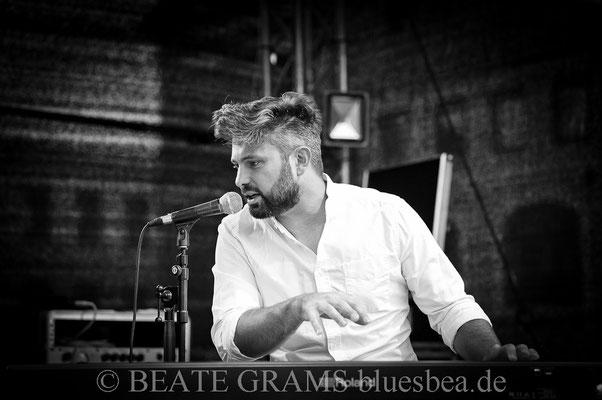 Bartek Szopiński - Gastkonzert GBC Eutin - 30.06.2018