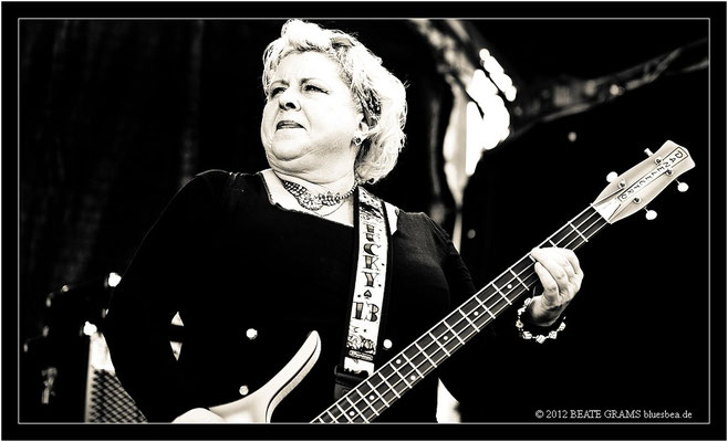 Sweet Felicia & the Honeytones - 23. Bluesfestival Eutin 2012