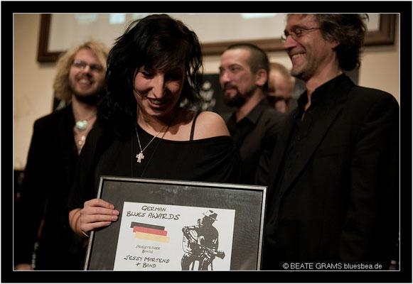 3 Preisträger Band - Jessy Martens & Band