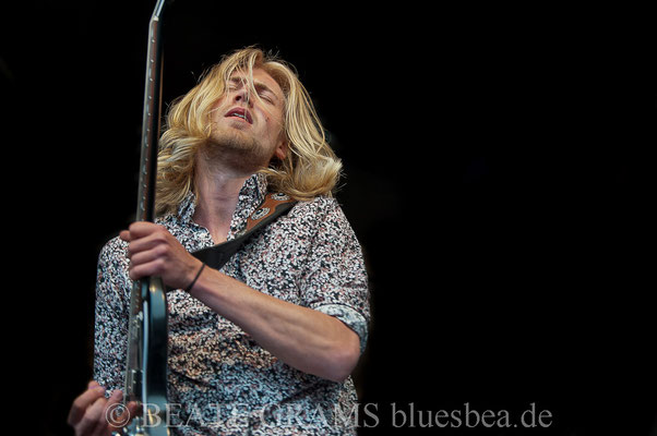 Big O & The Blue Quarters (DK) - 29. BluesBaltica/Bluesfest Eutin 18.05.2018