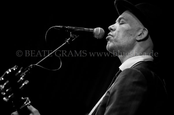 Thorbjørn Risager & The Black Tornado - 20. Oktober 2017, Savoy Bordesholm