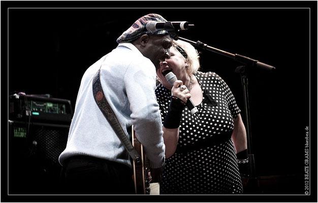11 Roland Tchakounte (Cameroon) & Sweet Felicia (Australia)
