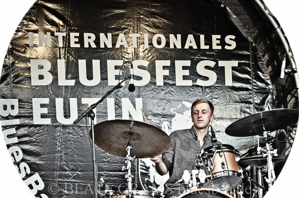 Blues Junkers (PL) - 29. BluesBaltica/Bluesfest Eutin 19.05.2018