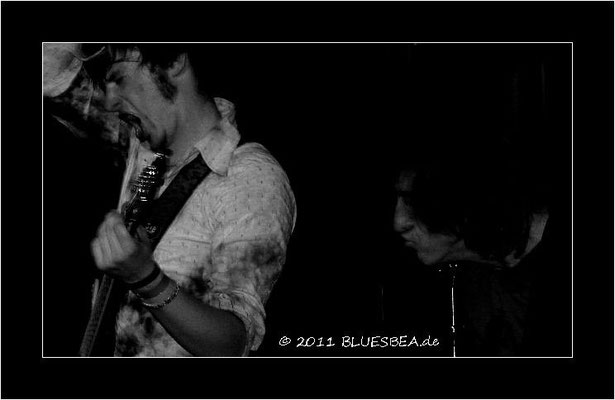 Krissy Matthews - 28. September 2011, Downtown Bluesclub Hamburg