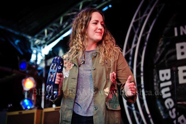 Ida Bang and Blue Tears - 28. BluesBaltica/Bluesfest Eutin 2017