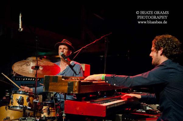 ROMI - Mickey Neher & Roman Babik - 22.04.2017, Räucherei Kiel