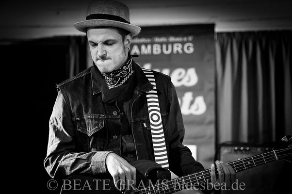 Dany De Vita & Friends - HamburgBluesNights 20118
